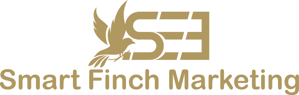 Smart Finch Marketing Logo